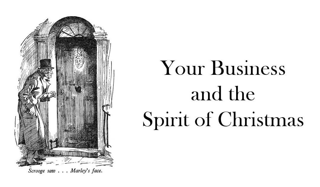 Your Business and the Spirit of Christmas